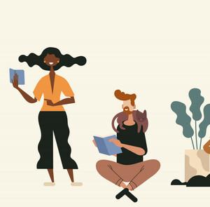 Те, кто читают 30 минут в день, живут дольше
