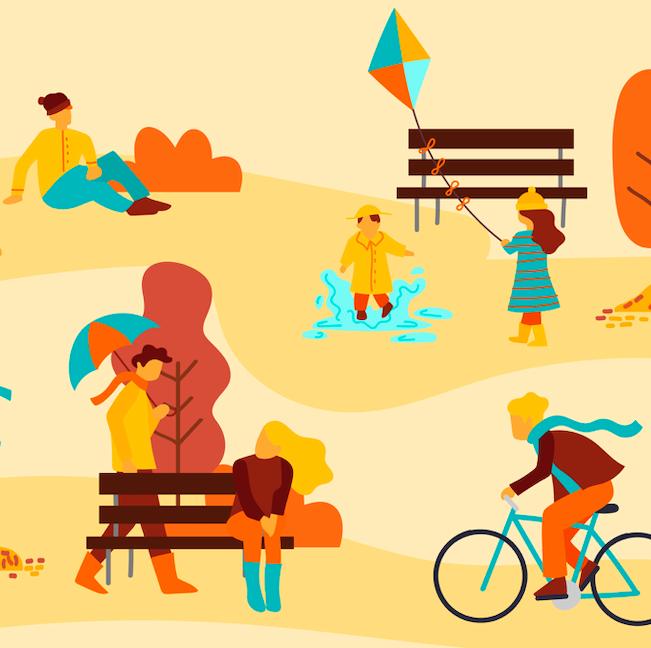 10 способов избавиться от осенней хандры и стать счастливее