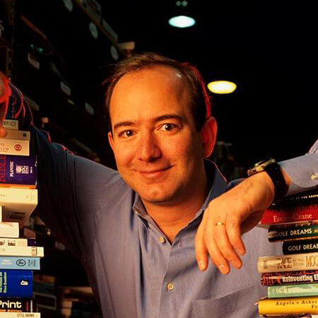 Что читает Джефф Безос? Брэд Стоун о книгах, которые изменили отношение к успеху создателя Amazon