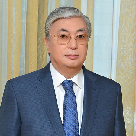 Что читает президент Казахстана Касым-Жомарт Токаев