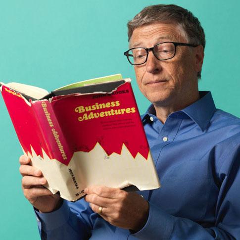 Что читают великие: 5 книг для летнего чтения от Билла Гейтса
