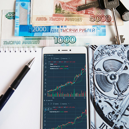 Личные инвестиции. Как работает фондовый рынок и как выбрать брокера