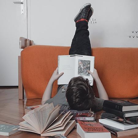 Чтение 2.0. Книги — как форма прокрастинации?