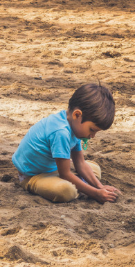 Тайная опора. Привязанность в жизни ребенка